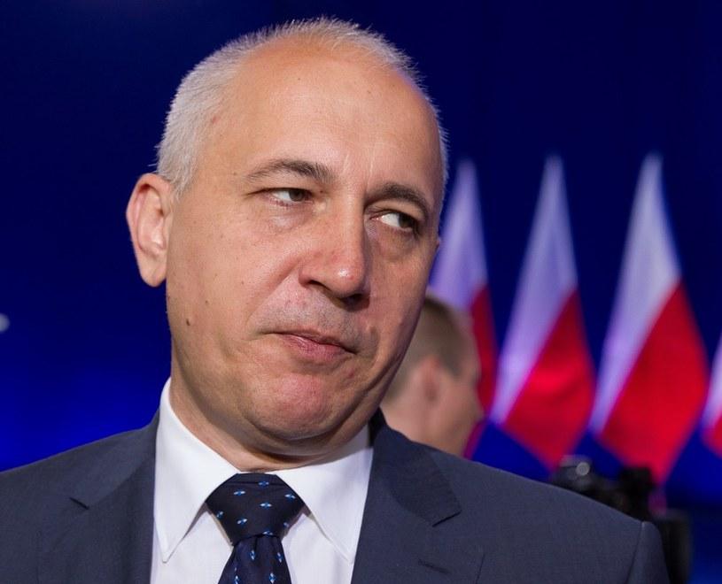 Joachim Brudziński /Andrzej Iwańczuk /Reporter
