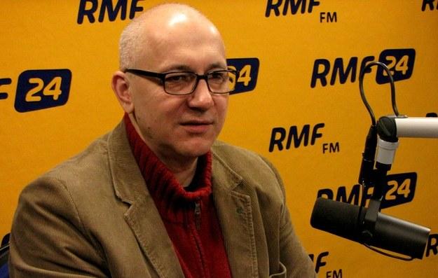 Joachim Brudziński /RMF FM