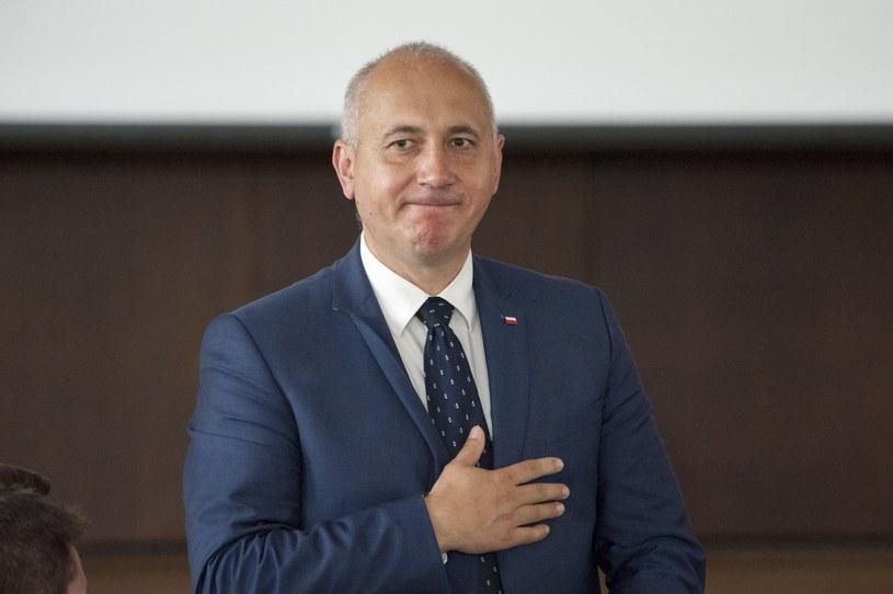 Joachim Brudziński /Wojciech Stróżyk /Reporter