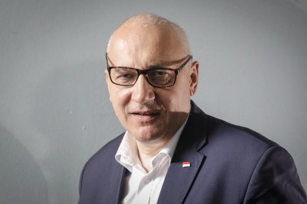Joachim Brudziński /Grzegorz Banaszak /Reporter