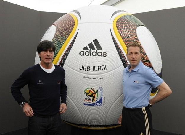 Joachim Loew i Andreas Koepke /AFP