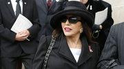 Joan Collins o stylu Alexis i modzie lat 80.