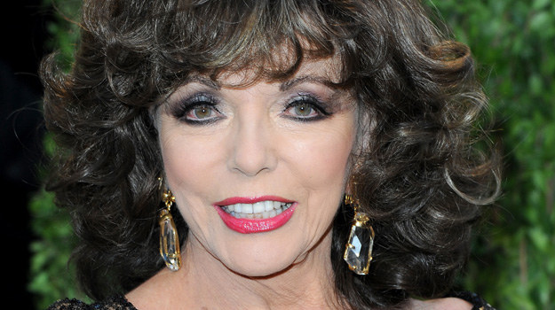 Joan Collins /Pascal Le Segretain /Getty Images
