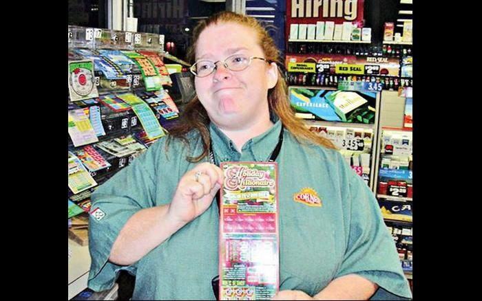 Joan Ginther, która wygrała czterokrotnie w amerykańskim lotto /Internet