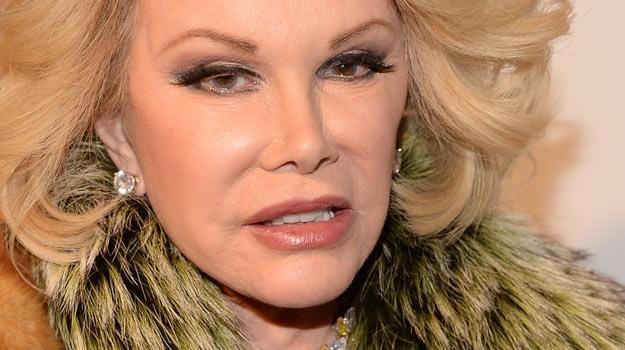 Joan Rivers zmarła w wyniku uszkodzeń mózgu - fot. Theo Wargo /Getty Images