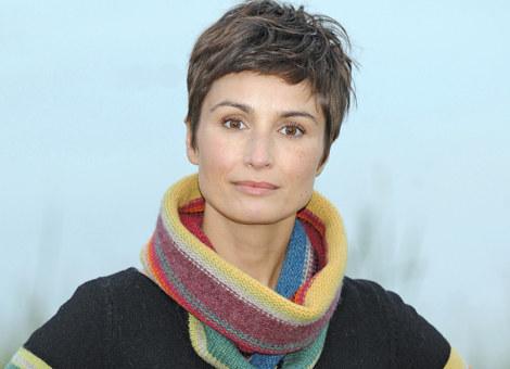 Joanna Brodzik, czyli serialowa Małgosia /Andras Szilagyi /MWMedia