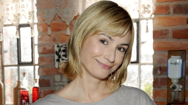 Joanna Brodzik /fot  /Agencja W. Impact