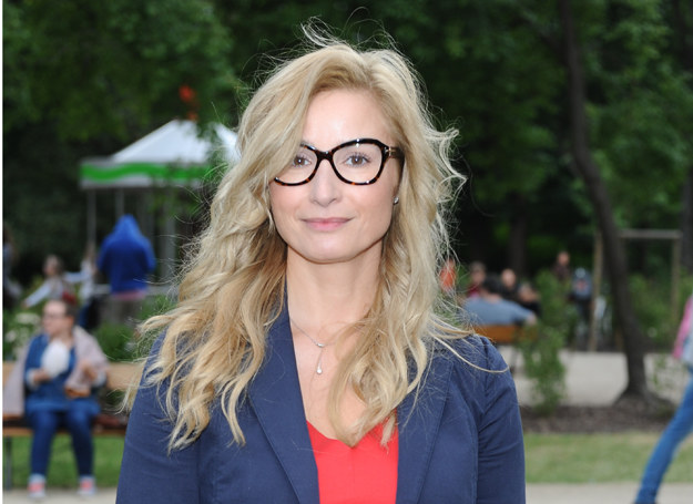 Joanna Brodzik /MWMedia