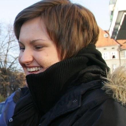Joanna Budzis/ fot.Marek Biczyk /Agencja Przegląd Sportowy