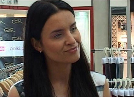 Joanna Horodyńska podpowiada, jak być modną tej jesieni /INTERIA.PL