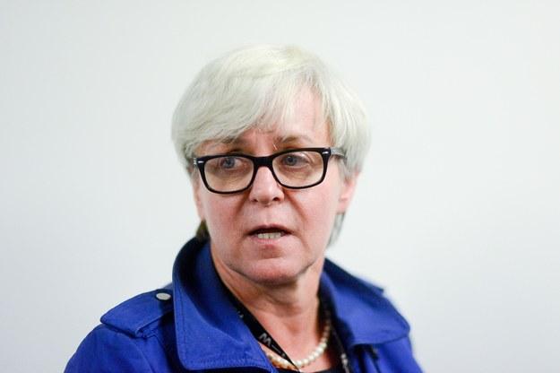 Joanna Kluzik-Rostkowska, była minister edukacji /Piotr Kamionka/REPORTER /East News