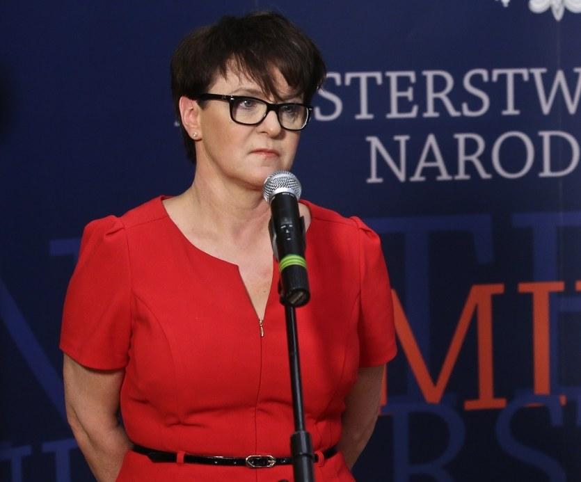 Joanna Kluzik-Rostkowska /PAP/Rafał Guz /PAP