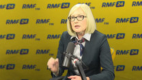 Joanna Kopcińska gościem Popołudniowej rozmowy RMF FM
