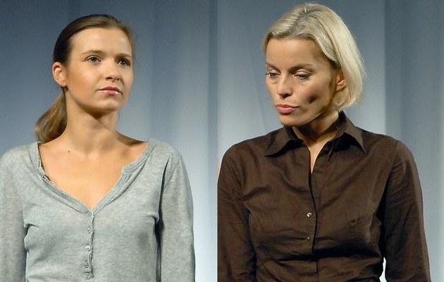Joanna Koroniewska i Małgorzata Foremniak /Andras Szilagyi /MWMedia
