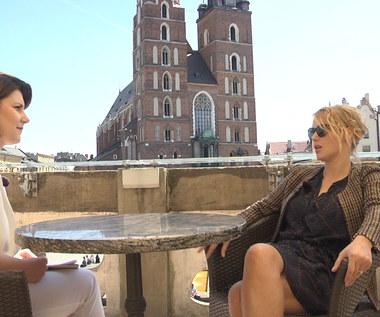 Joanna Kulig. Przystanek Kraków