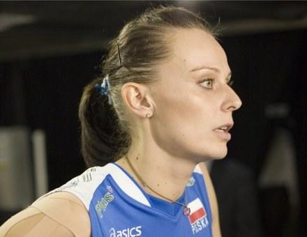 Joanna Mirek Fot. Jacek Kostrzewski /Agencja Przegląd Sportowy