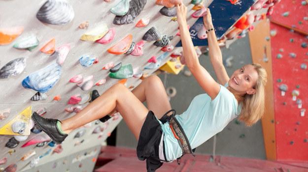 Joanna Moro na ściance /Agencja W. Impact