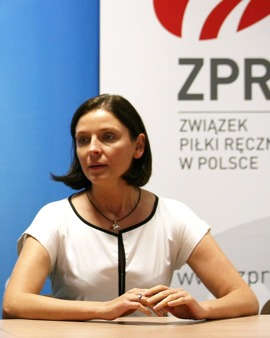 Joanna Mucha ma zostać przesłuchana przez CBA /Lech Muszyński /PAP