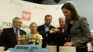 Joanna Mucha: W Soczi możemy zdobyć od pięciu do dziewięciu medali