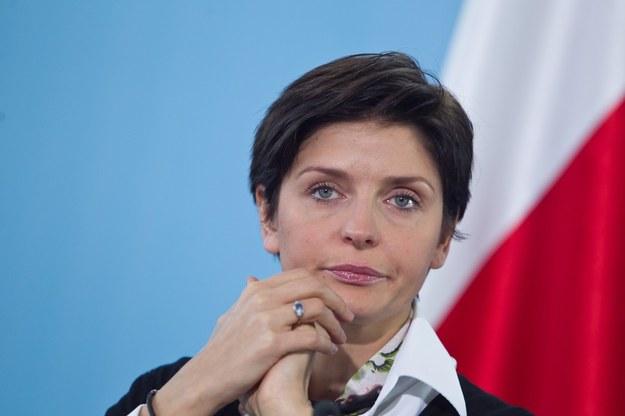 Joanna Mucha /Jacek Waszkiewicz /Reporter