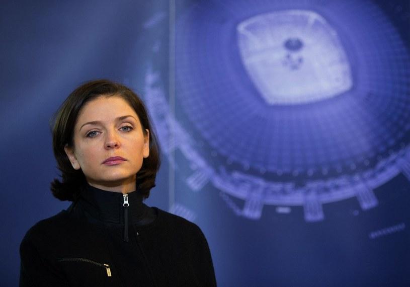 Joanna Mucha /Andrzej Iwańczuk /Reporter