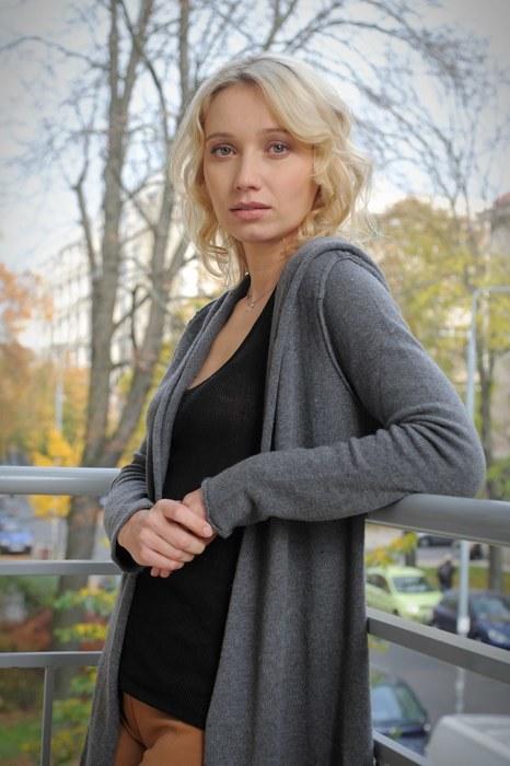 Joanna Orleańska jako była żona Roberta Lubińskiego, Beata /Agencja W. Impact