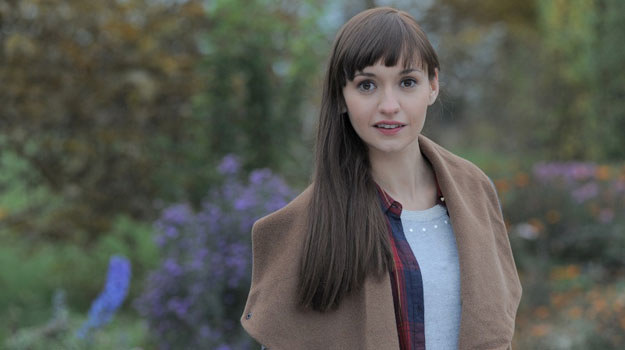"""Joanna Osyda w """"M jak miłość"""" /Agencja W. Impact"""