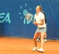 Joanna Sakowicz uległa Dinarze Safinie /INTERIA.PL