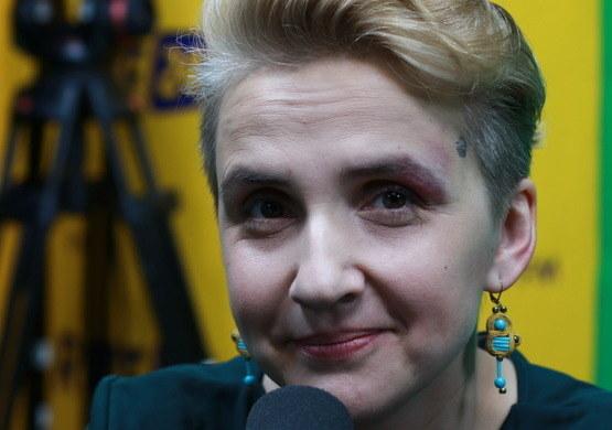 Joanna Scheuring-Wielgus /Michał Dukaczewski /RMF FM