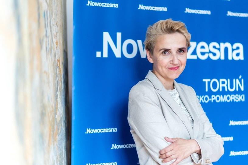 Joanna Scheuring-Wielgus /Lukasz Piecyk /Reporter