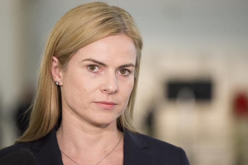 Joanna Schmidt /Maciej Luczniewski /Reporter