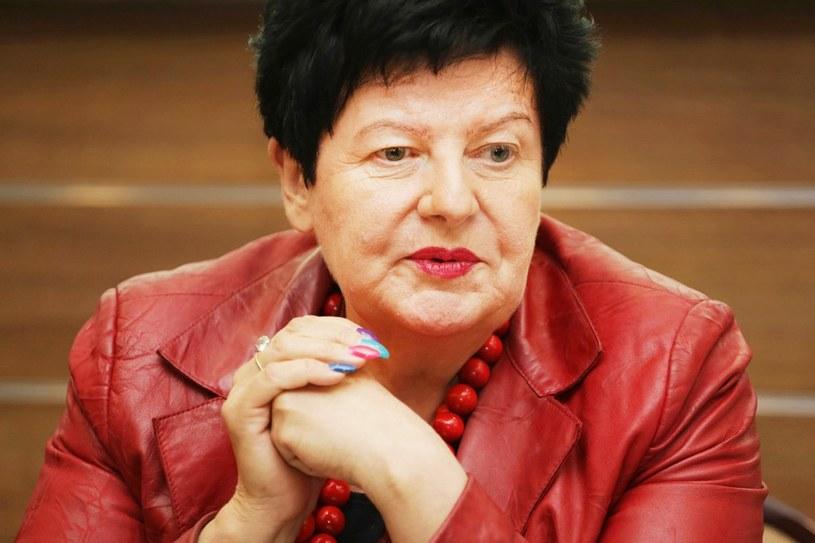 Joanna Senyszyn, fot. Beata Zawrzel/Reporter /