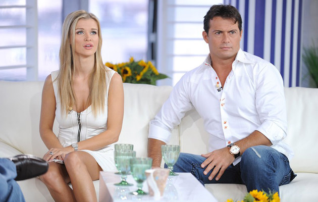 Joasia i Romain, fot.Bartosz Krupa  /East News
