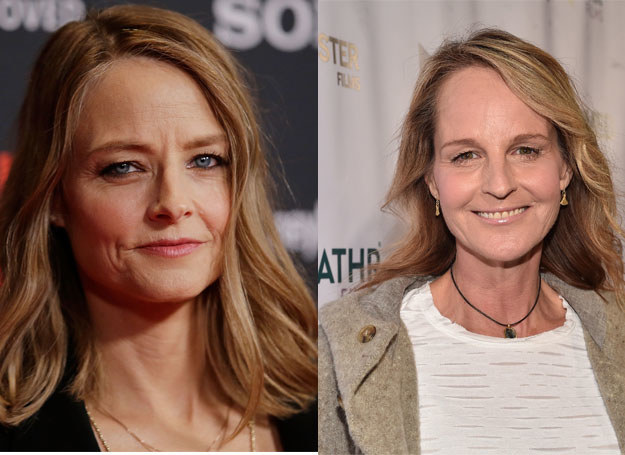 Jodie Foster i Helen Hunt /Getty Images