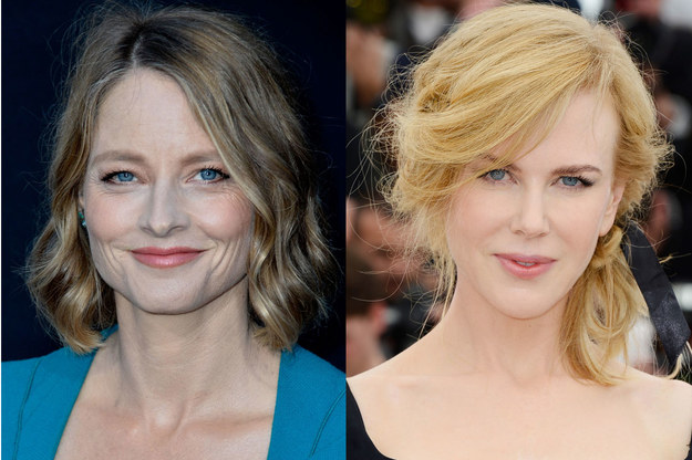 Jodie Foster, Nicole Kidman /Getty Images/Flash Press Media