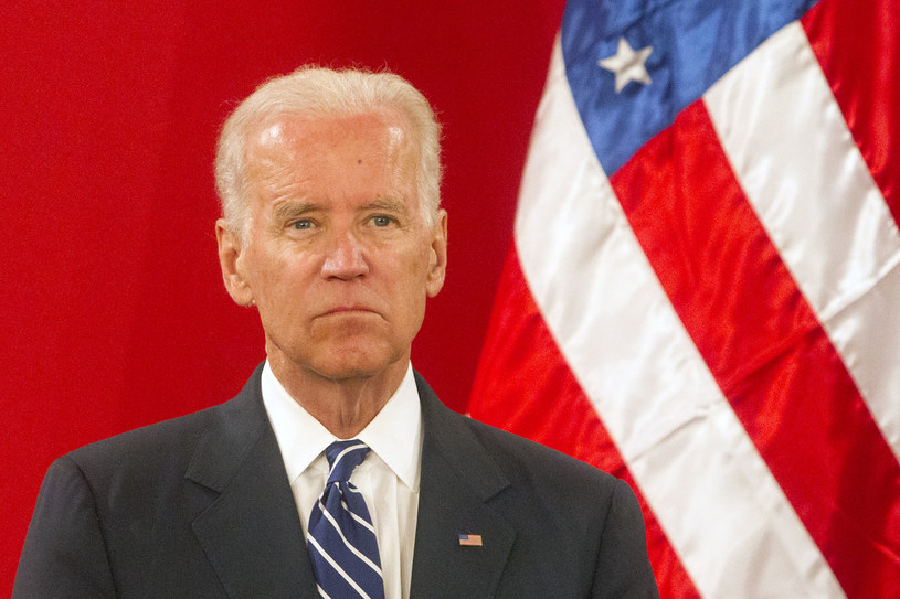 Joe Biden odwiedzi Polskę /AFP