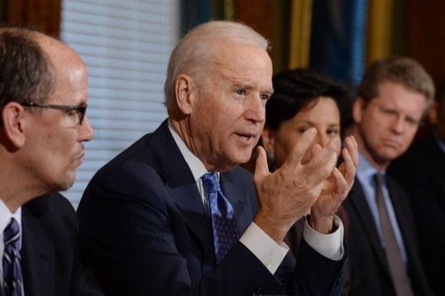 Joe Biden /MICHAEL REYNOLDS    /PAP/EPA