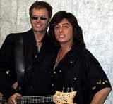 Joe Lynn Turner i Glenn Hughes /