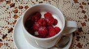 Jogurtowo-owocowy deser