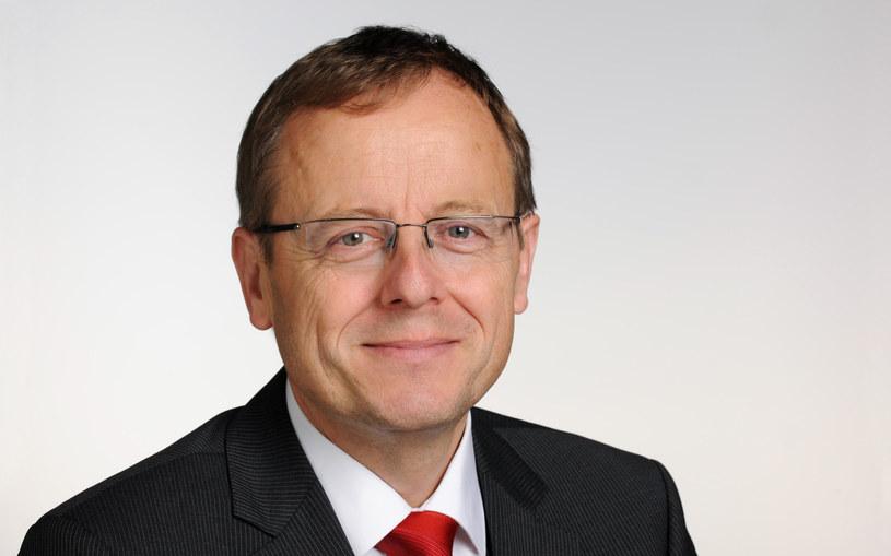 Johann-Dietrich Wörner /materiały prasowe