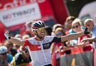 John Atapuma wciąż liderem Vuelta a Espana. Jonas van Genechten wygrał sprint