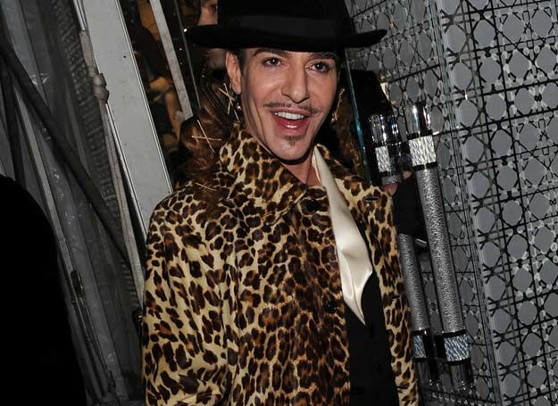 John Galliano /Getty Images/Flash Press Media
