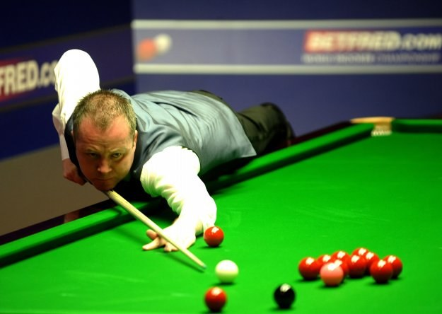 John Higgins/fot. Laurence Griffiths /Getty Images/Flash Press Media