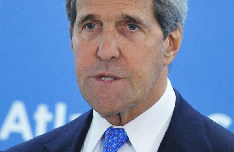 John Kerry /AFP