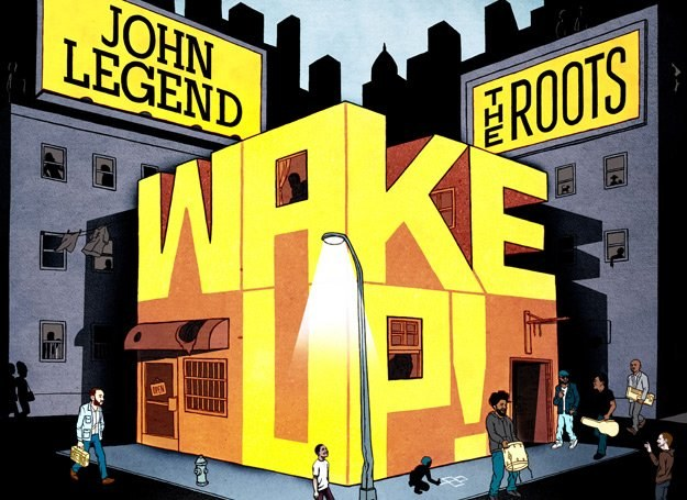 John  Legend & The Roots: Rozczarowanie /