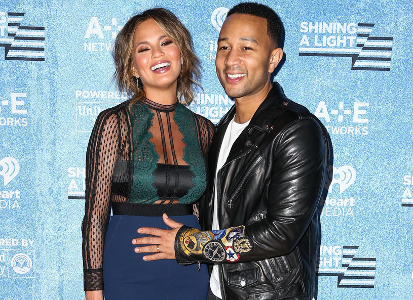 John Legend i Chrissy Teigen /Invision /East News