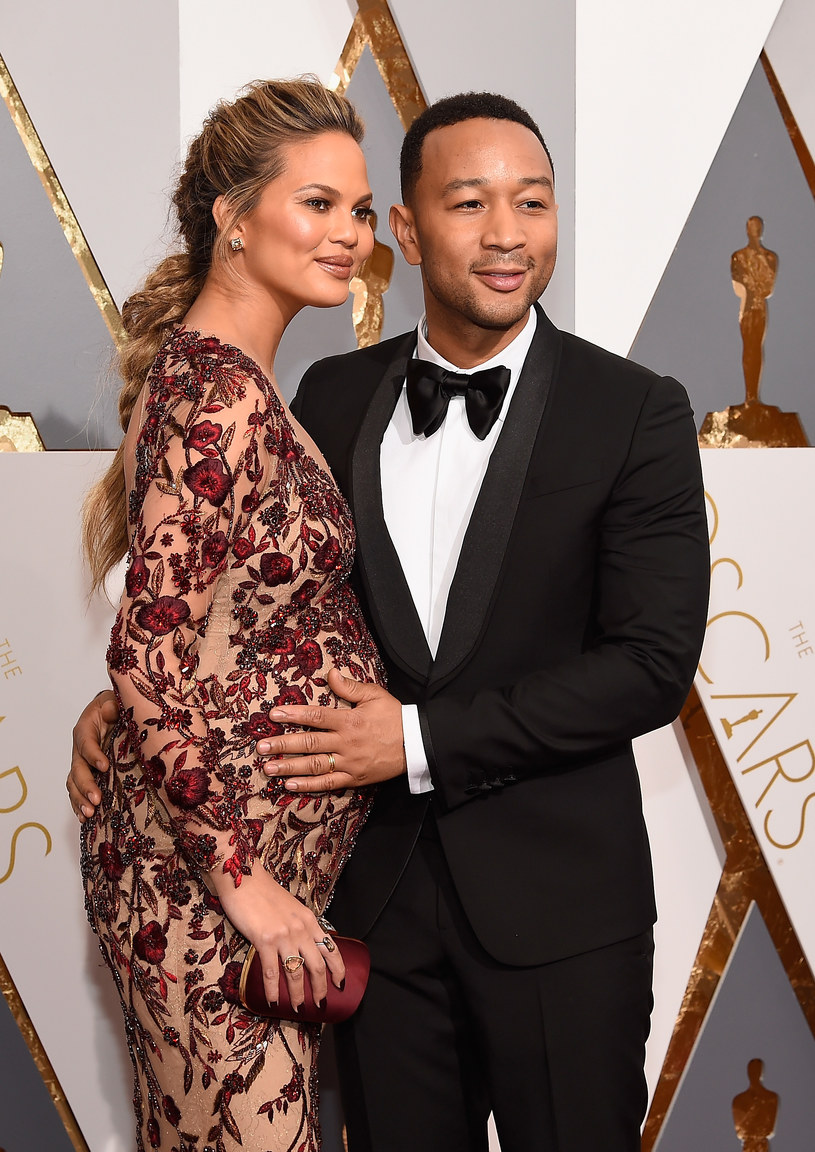 John Legend i Chrissy Teigen /Getty Images
