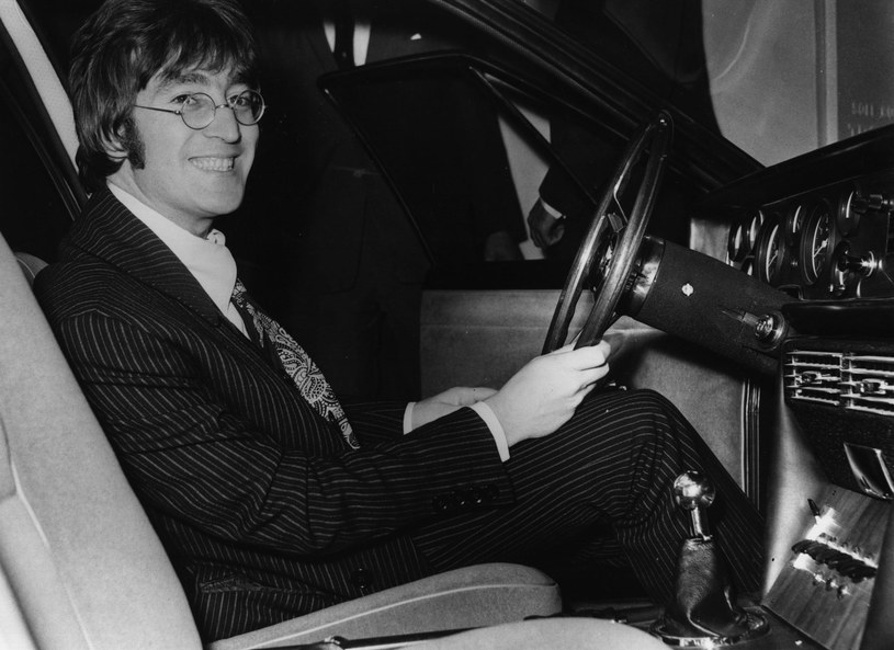 John Lennon /Keystone /Getty Images