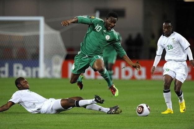 John Obi Mikel /AFP