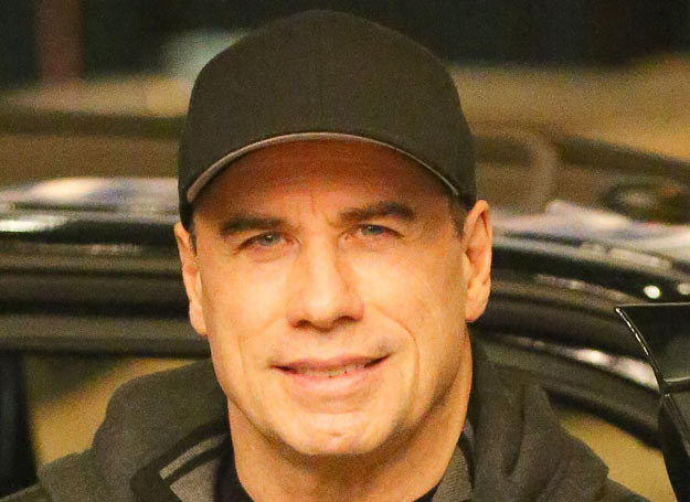 John Travolta /Felipe Ramales / Splash News /East News